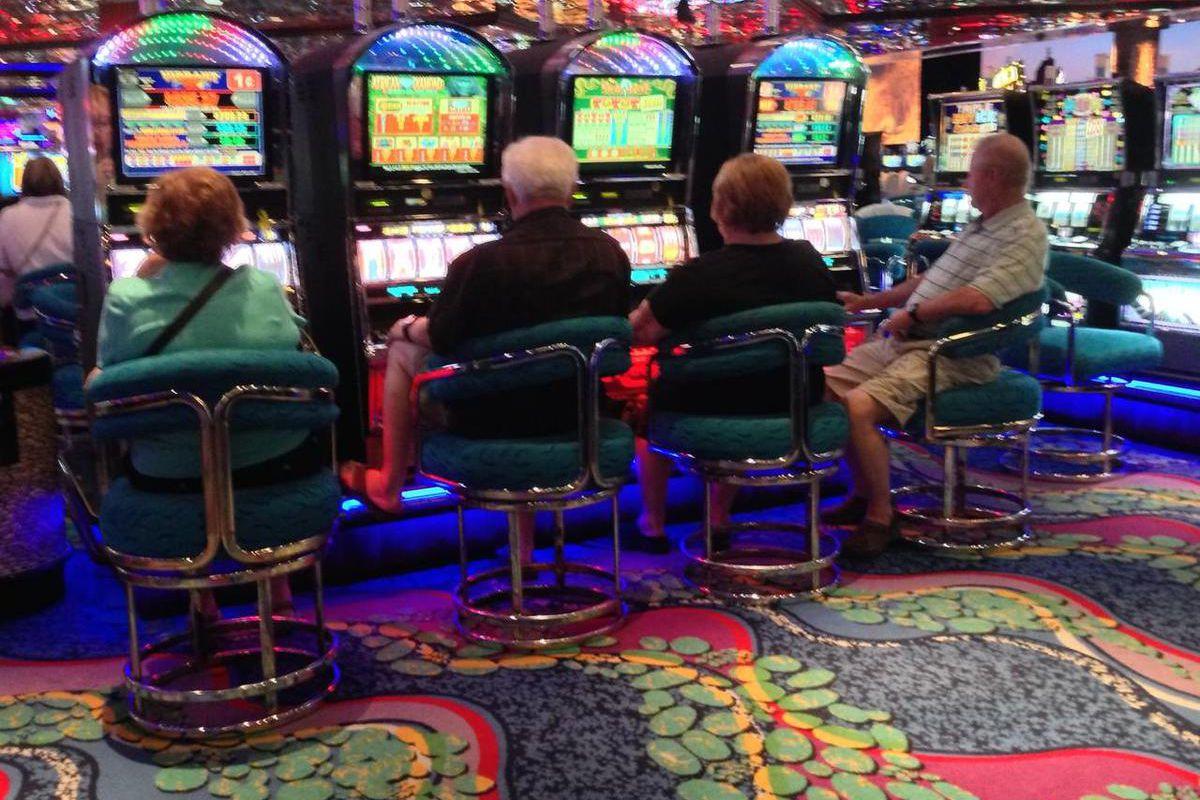 Slot betting games